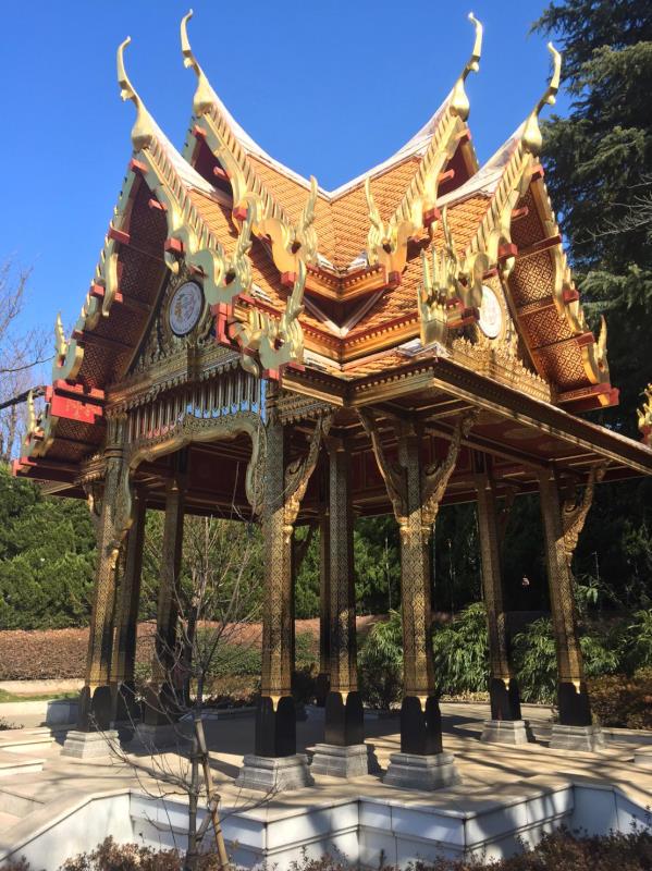 上野動物園四阿広場整備工事