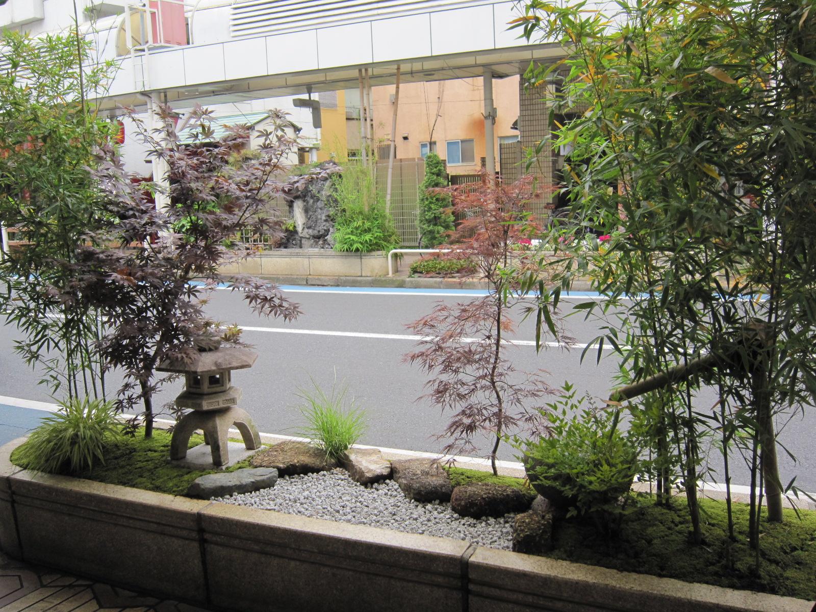 小岩フラワーロード花壇コンクール