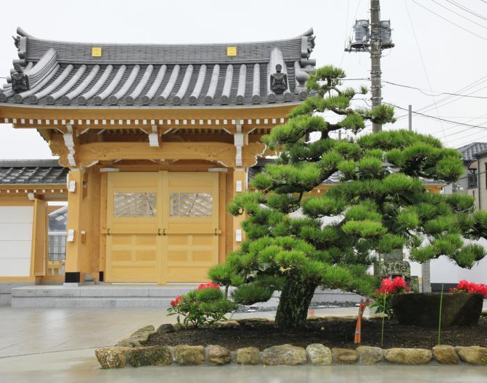 宗教法人 本城寺様