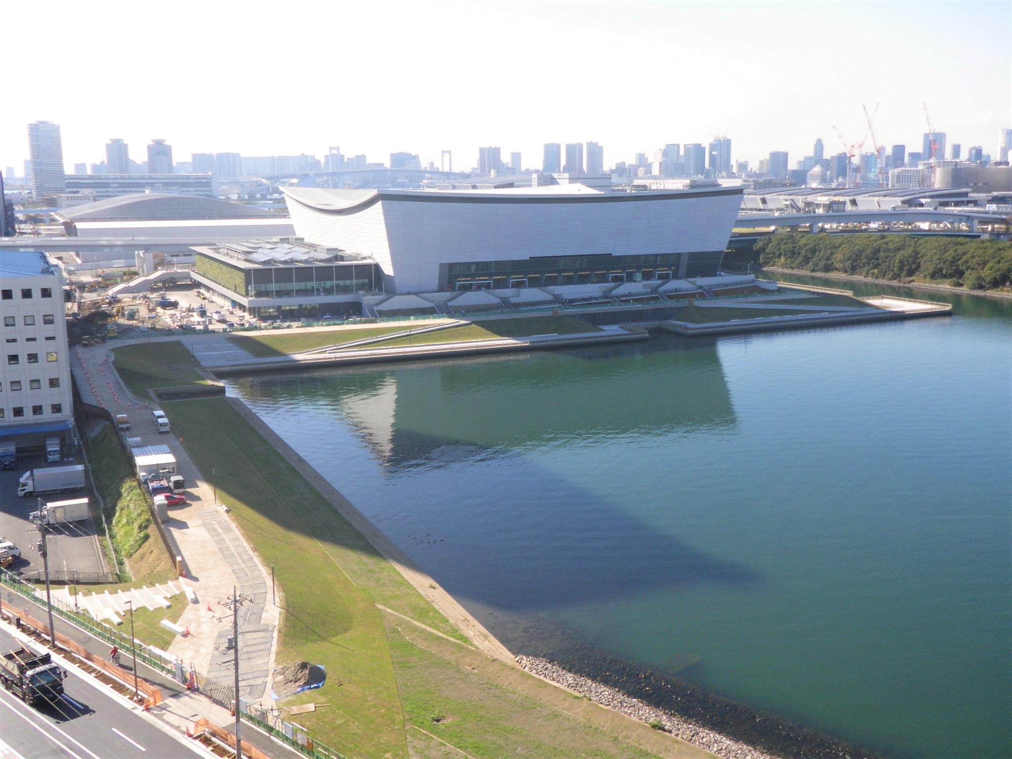 平成30年度有明親水海浜公園整備工事(その2)