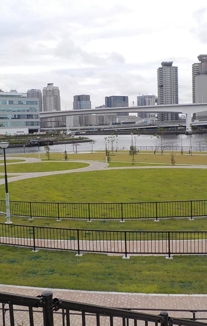 豊洲六丁目水際緑地及び4号公園維持管理委託